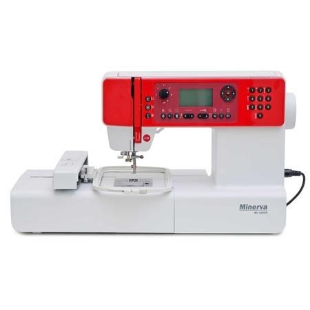 Купить Швейно-вышивальная машина Minerva MC 450ER