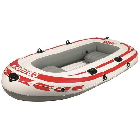 Купить Лодка надувная Jilong Cruiser boat CB3000 Set
