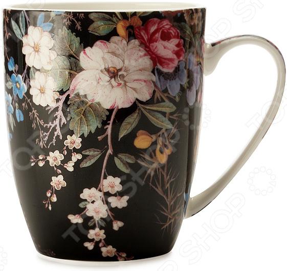 Кружка Maxwell&Williams «Полночные цветы» обои maxwell 15927 32