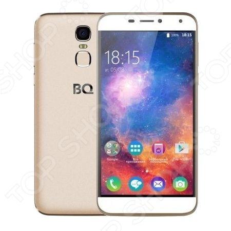 Смартфон BQ BQS-5520 Mercury bq bq bqs 3501 delhi желтый 0 512гб 2 sim