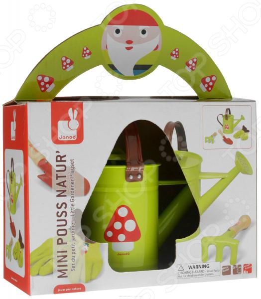 Игровой набор для ребенка Janod «Маленький садовник»