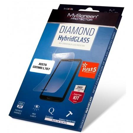 Пленка защитная MyScreen Diamond Hybrid Glass для Cosmo L707