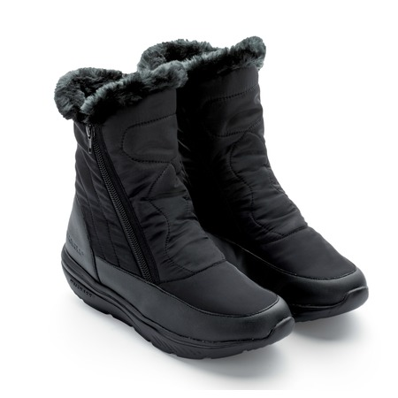 Зимние ботинки женские Walkmaxx COMFORT 2.0. Цвет: черный