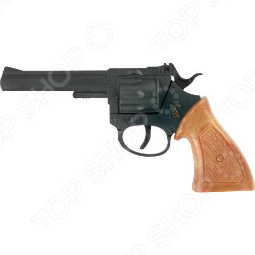 Пистолет игрушечный Sohni-Wicke Rodeo Gun Western 198mm