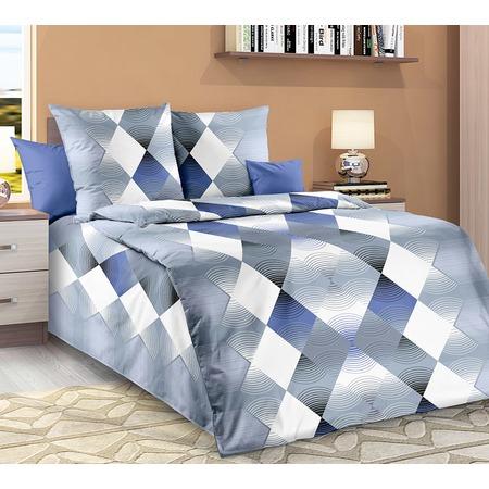 Купить Комплект постельного белья Белиссимо «Калейдоскоп». 1,5-спальный