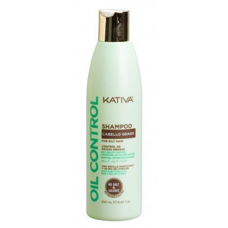 Купить Шампунь для жирных волос Kativa «Контроль»