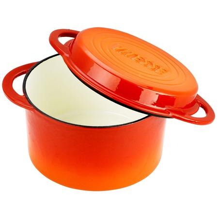 Купить Кастрюля с крышкой-сковородой Vitesse Ferro