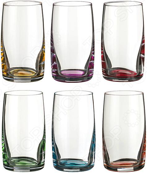 Набор стаканов Crystalite «Идеал Декорейшн» 669-036