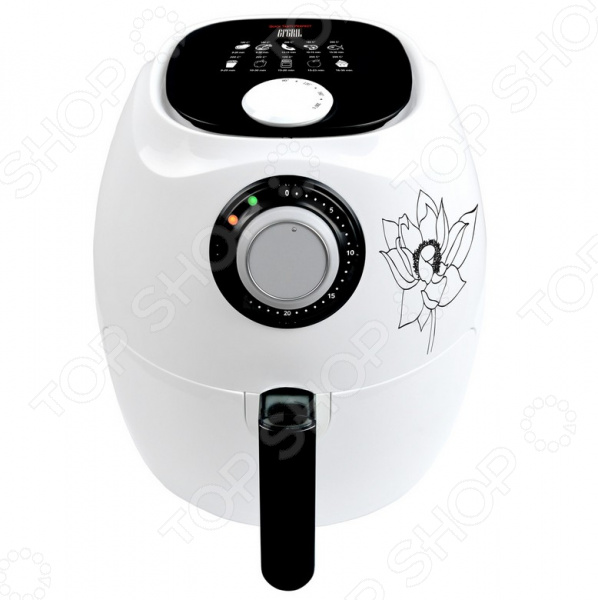 Аэрогриль GFGRIL GFA-2600 Air Fryer Compact