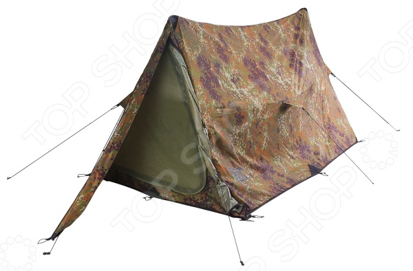Палатка Tengu Mark 1.03B Flecktarn спальный мешок tengu mark 2 32 sb