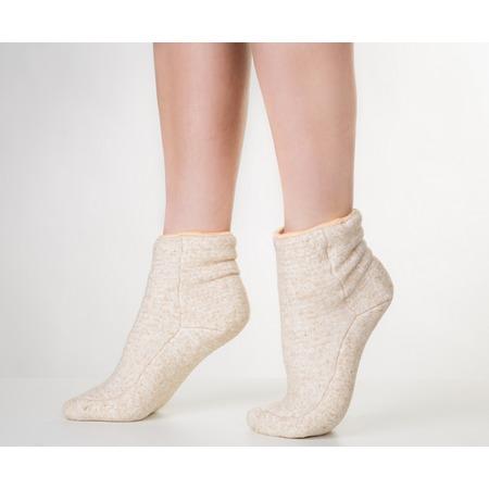 Купить Носки меховые женские «Живое тепло»