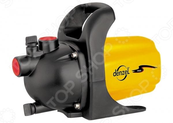 Насос садовый поверхностный Denzel GP600