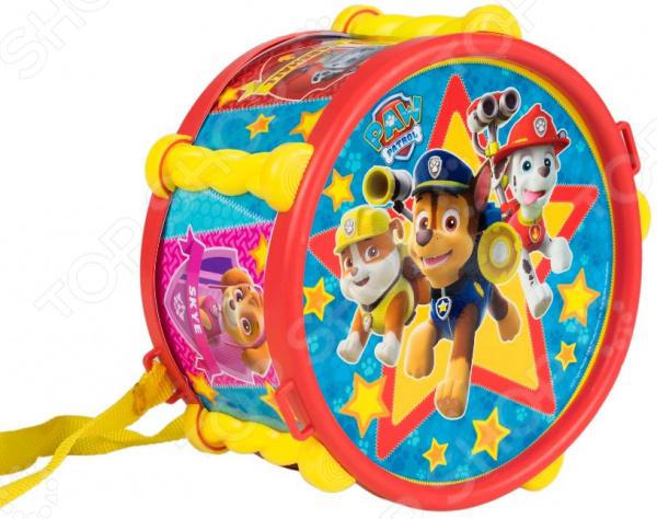 Барабан игрушечный Paw Patrol 32683