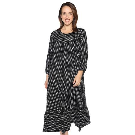 Купить Платье Полное счастье «Непредсказуемая красота». Цвет: черный