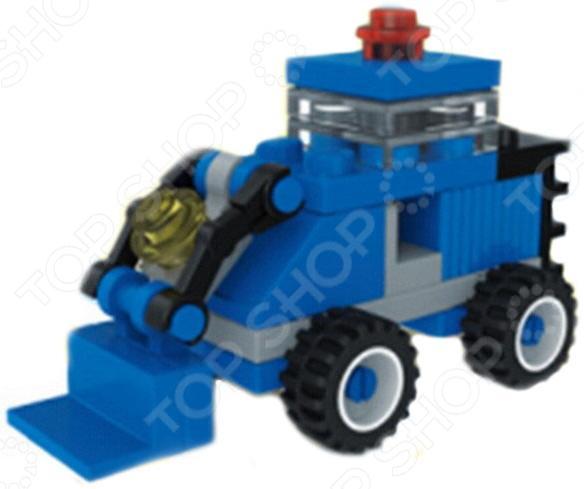 Конструктор игровой Brick «Погрузчик» Mini 1717118 цена
