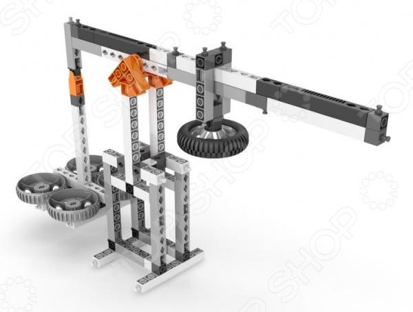 Конструктор игровой Engino DISCOVERING STEM «Механика: рычаги и рычажные механизмы»