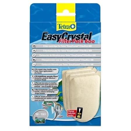 Картриджи фильтрующие без угля для внутреннего фильтра Tetra EC 600