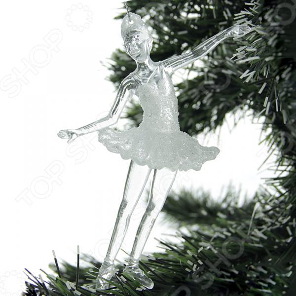 Елочное украшение Crystal Deco «Балерина». В ассортименте