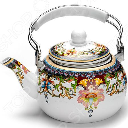 Чайник эмалированный Mayer&amp Boch MB-26493 Mayer&Boch - артикул: 1580345