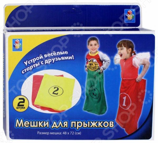 Мешки для прыжков 1 Toy Т11639
