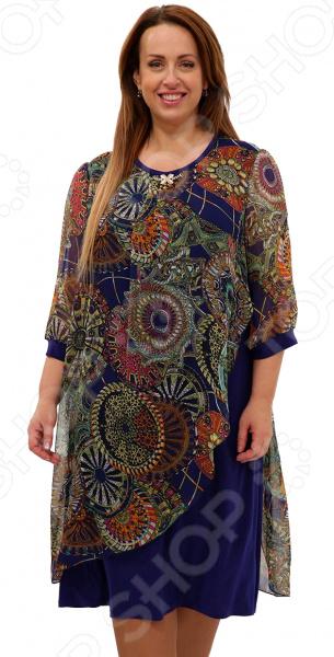 Платье Pretty Woman «Королева бала». Цвет: синий цена
