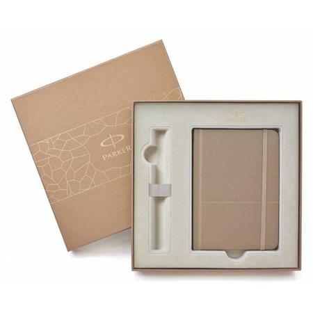 Купить Коробка подарочная для ручки с блокнотом Parker Gift Box