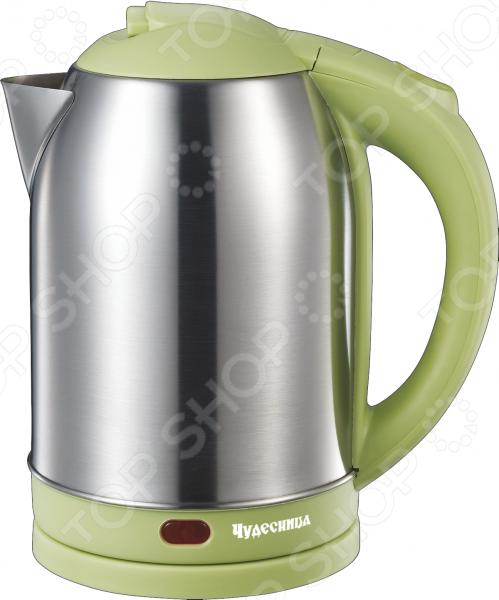 Чайник Чудесница ЭЧ-2030 цена и фото