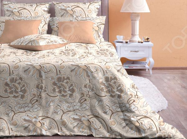 Комплект постельного белья Хлопковый Край «Лотос»