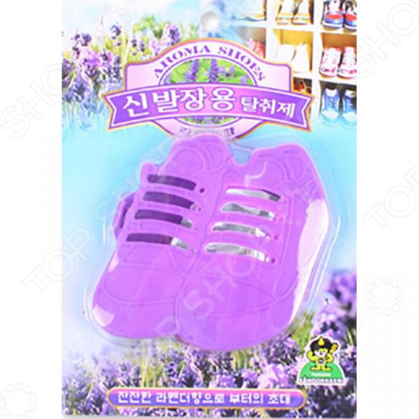 Поглотитель запахов для обуви Sandokkaebi «Лаванда» цена