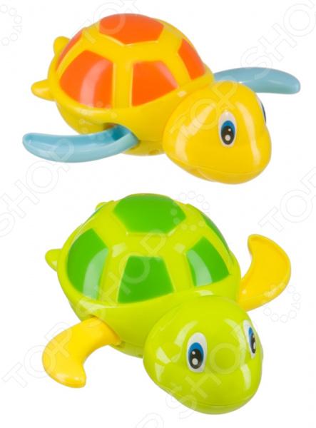 Набор детских игрушек для ванны Happy Baby Swimming Turtles