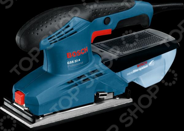 Машина шлифовальная вибрационная Bosch GSS 23 A