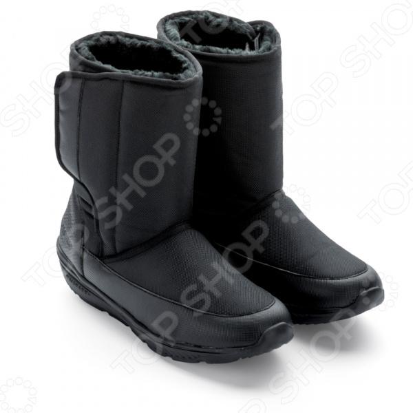 Зимние ботинки мужские Walkmaxx COMFORT 2.0. Цвет: черный