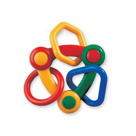Купить Погремушка Tolo Toys «Треугольник»