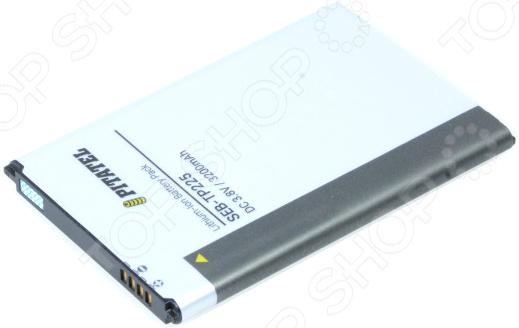Аккумулятор для телефона Pitatel SEB-TP225 аккумулятор для телефона pitatel seb tp321
