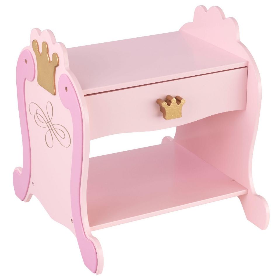 Стол детский прикроватный KidKraft «Принцесса»