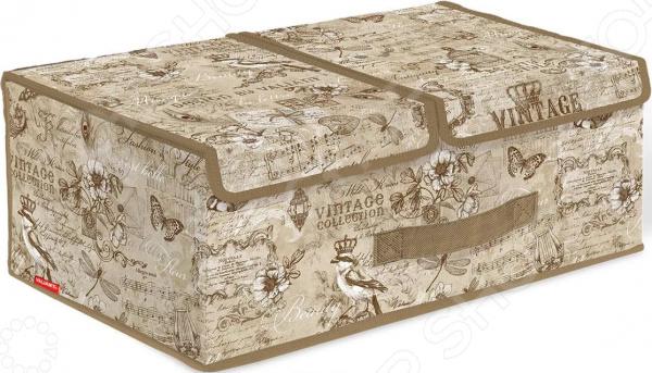 Короб для хранения с разделителем Valiant Vintage на каких сайтах можно или продать старинные вещи