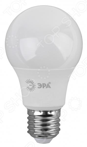 Лампа светодиодная Эра A60-9W-827-E27 аквариум hailea прямоугольный чёрный с оборудованием лампа 9w 20л