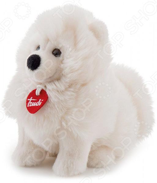 Zakazat.ru: Мягкая игрушка Trudi «Самоедская собака-пушистик»