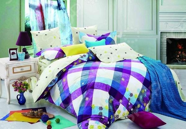 Комплект постельного белья «Садко». 1,5-спальный комплекты белья linse комплект белья