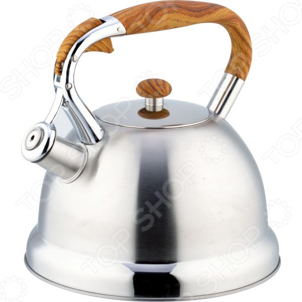 Чайник со свистком Bohmann BH-9916