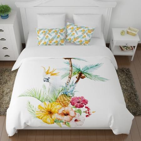 Купить Комплект постельного белья Сирень «Попугай Ария»