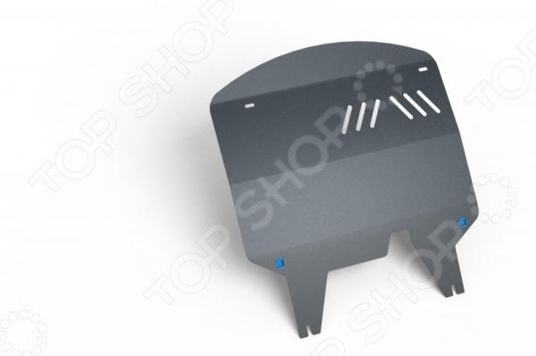 Комплект: защита картера и крепеж Novline-Autofamily Ford Fusion 2002: 1,4/1,6 бензин МКПП/АКПП комплект защита картера и крепеж mazda cx 5 2012 3 2014 1 5 1 6 2 0 бензин мкпп акпп
