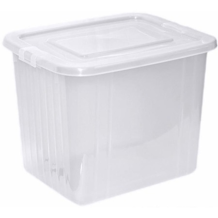 Купить Ящик для хранения Violet 1760 прозрачный