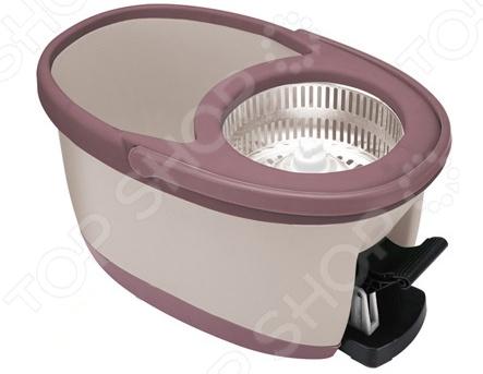 Комплект для уборки полов Easy Mop Spin Mop Q8