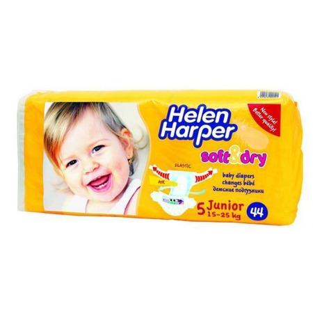 Купить Подгузники Helen Harper Soft Dry junior (15-25 кг)