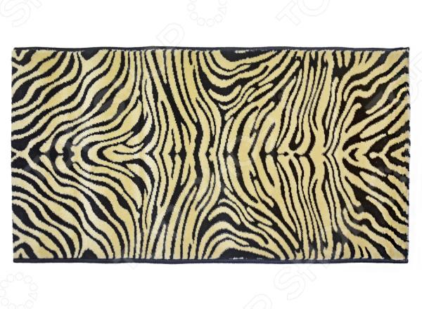 Ковер комнатный URGAZ «Шкура зебры»