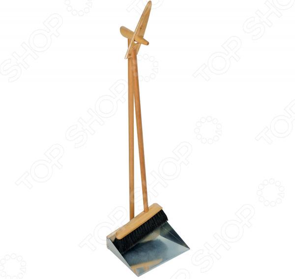 Набор для уборки: щетка и совок Redecker 180690