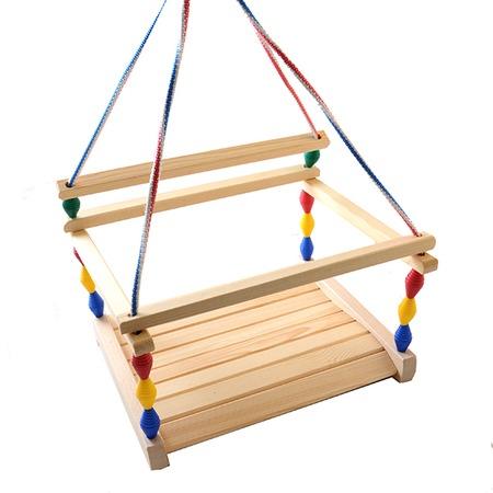 Купить Качели для детей Деревянные игрушки - Владимир «Волна»