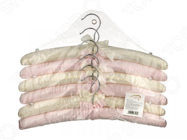 Набор вешалок-плечиков ароматизированных Arti-M 03-525