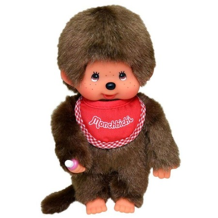 Купить Мягкая игрушка Sekiguchi «Мальчик в слюнявчике»